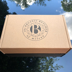 Virginia Grass-Fed Beef Box