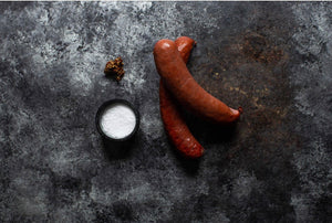 Broken Arrow Wild Boar Smoked Sausage