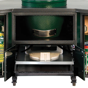 BGE Custom Cooking Island - The Organic Butcher of McLean