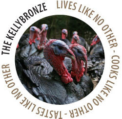 Kelly Bronze Bone-In Turkey Breast - The Organic Butcher of McLean