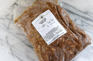 Butchershop Meat Loaf - Gluten Free - The Organic Butcher of McLean