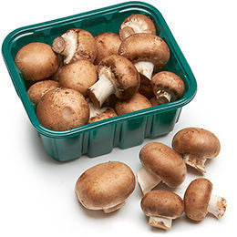 Organic Baby Bella Mushrooms - The Organic Butcher of McLean