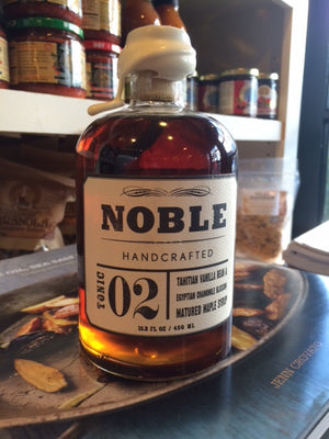 Nobel Tonic 02 Maple Syrup - The Organic Butcher of McLean