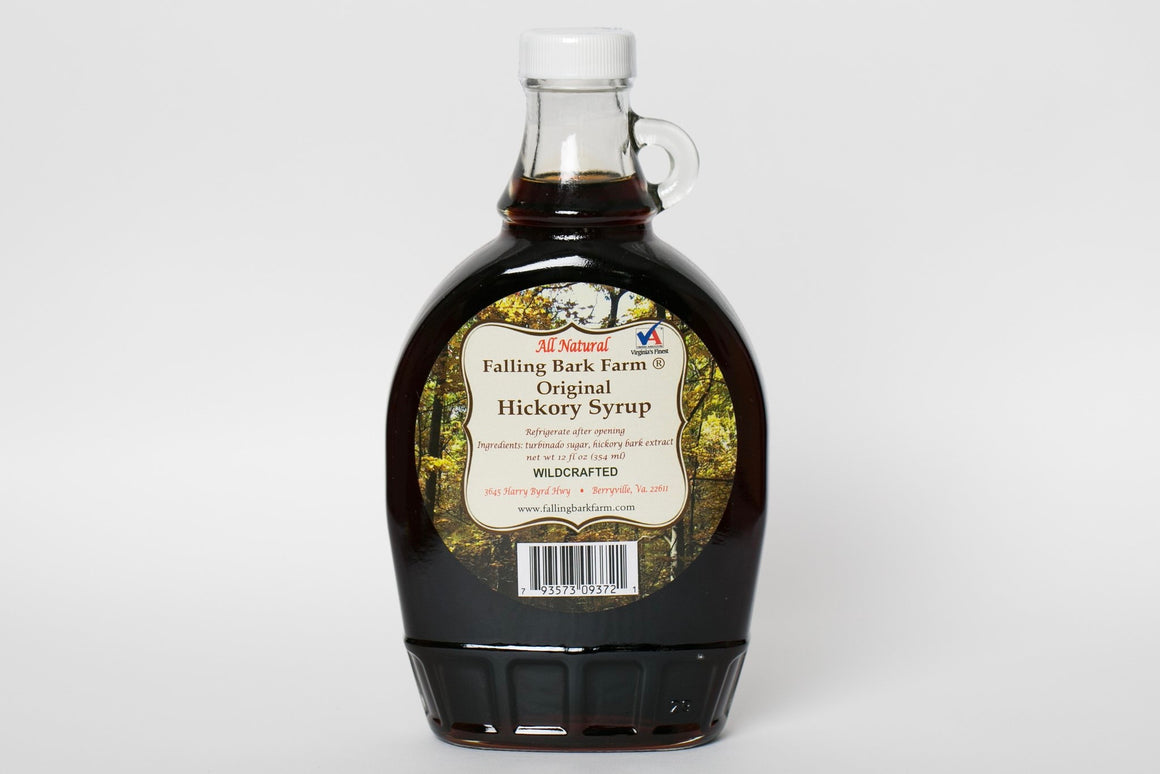Falling Bark Original Hickory Syrup - The Organic Butcher of McLean