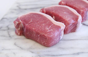 Boneless Pork Chop - 2 Pack - The Organic Butcher of McLean