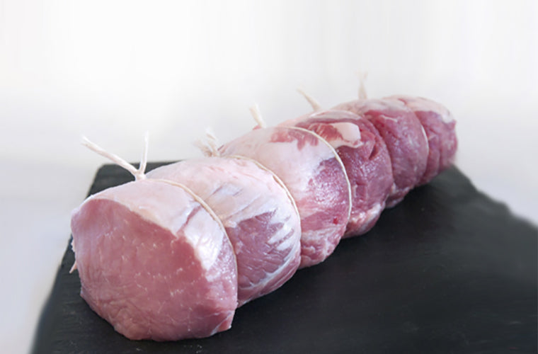 Boneless Pork Loin - The Organic Butcher of McLean