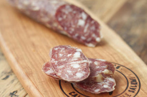Nduja Artisans Nostrano - Pink Peppercorn Salami - The Organic Butcher of McLean