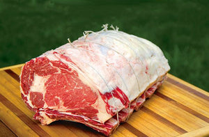 Certified Humane Standing Rib Roast - The Organic Butcher of McLean