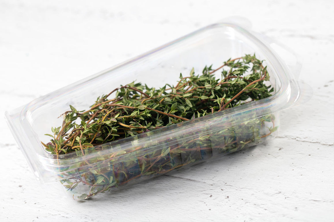 Organic Fresh Thyme Clamshell - The Organic Butcher of McLean