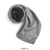 Duplex - Black & Grey - The Hijab Company