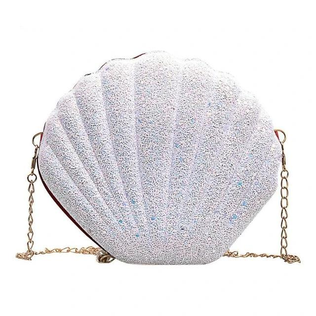 Cute Shell Shoulder Handbags