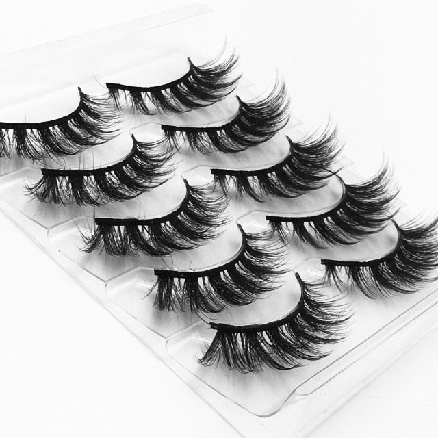Your Natural Long Lashes