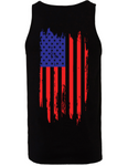 Freedom Men's Tank in Black