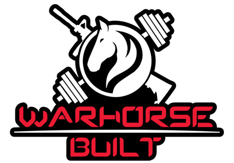 Warhorse Full Outline Decal