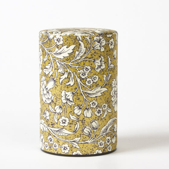 Japanese tea tin Washi paper | SoMo Tea