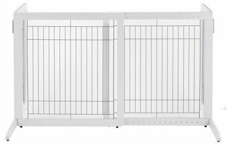 Small Cool Breeze Freestanding Pet Gate - Tall