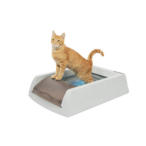 Scoopfree Orginial Self Cleaning Litter Box - Taupe