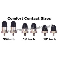 Perimeter Medium Comfort Contacts - 5-8 In.