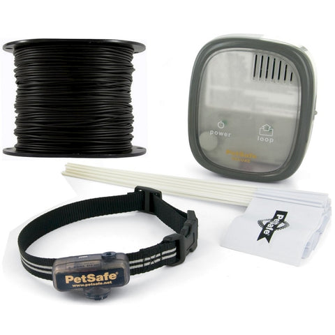 Petsafe Deluxe Little Dog In-ground Fence With Essential Pet 14 Gauge Wire