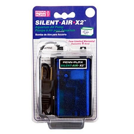 Silent-air Pump For 20 Gallon Aquariums
