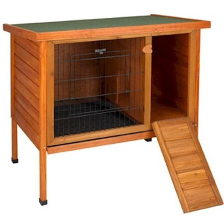 Medium Premium Plus Rabbit Hutch