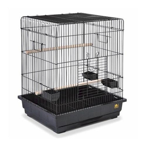 Square Roof Parrot Cage