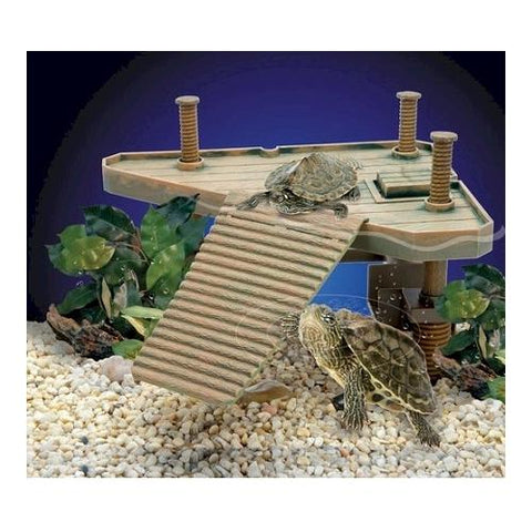 Reptology Small Turtle Pier