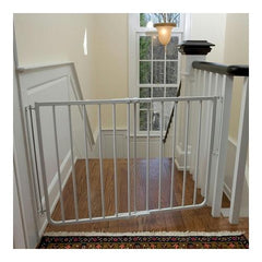 Stairway Special Pet Gate - Black