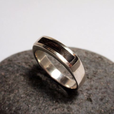 Swamp Wood Ring