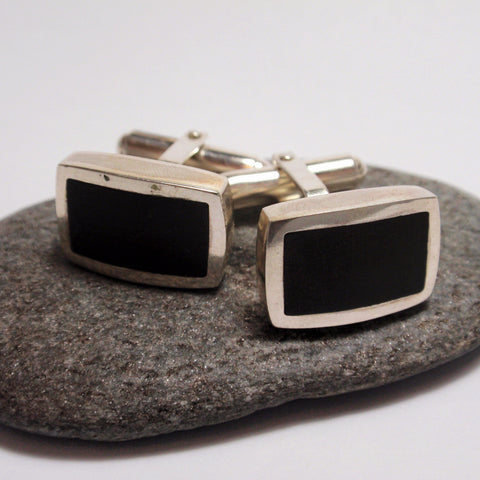 Swamp Wood Cufflinks