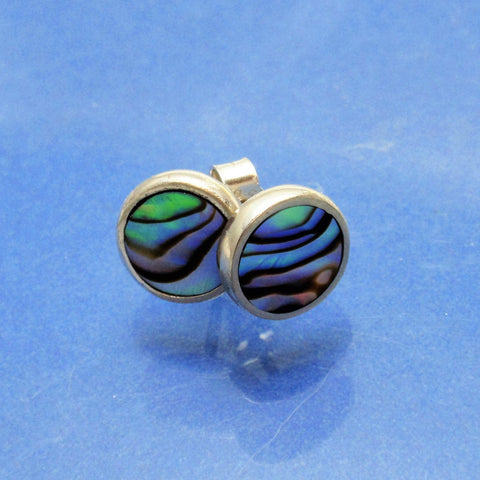 Paua Stud earrings