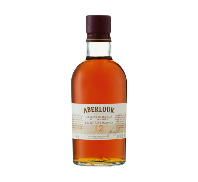 Aberlour 12 YO Highland Single Malt Scotch Whisky 750ml