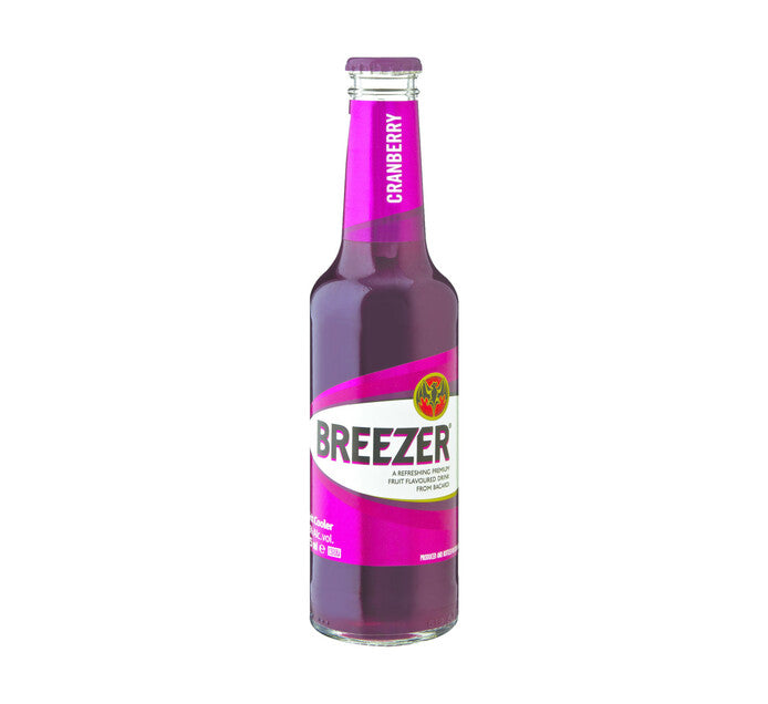 Bacardi Breezer Cranberry 275ml