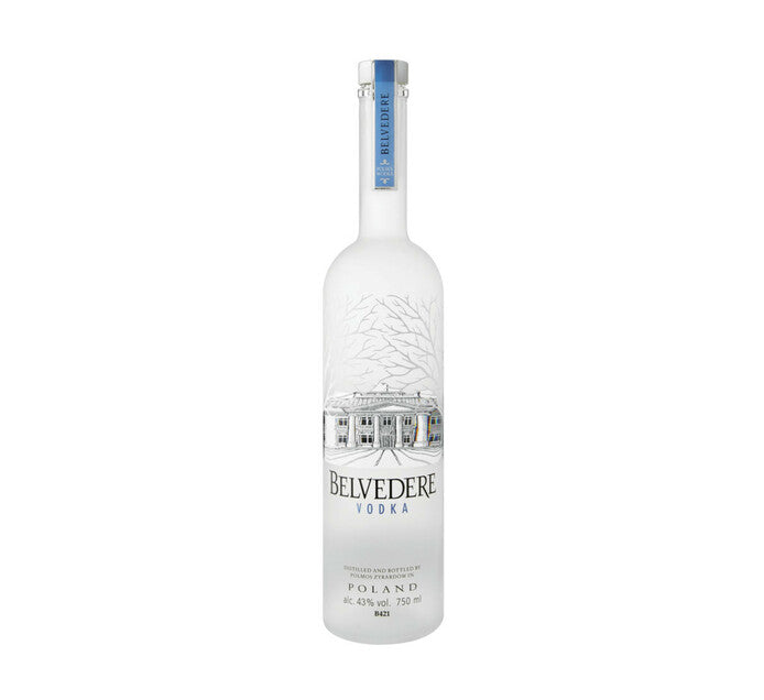 Belvedere Imported Vodka 750ml