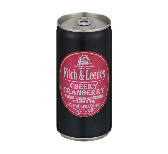 Fitch & Leedes Cheeky Cranberry 200ml Can