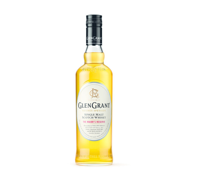 Glen Grant Single Malt Scotch Whisky 750ml