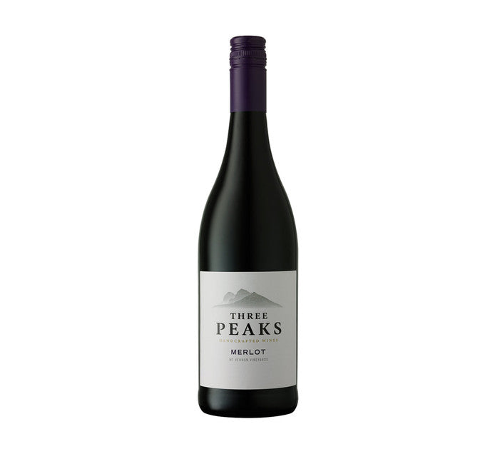 Mount Vernon Three Peaks Merlot 750ml