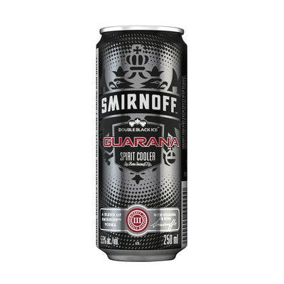 Smirnoff Ice Double Black & Guarana