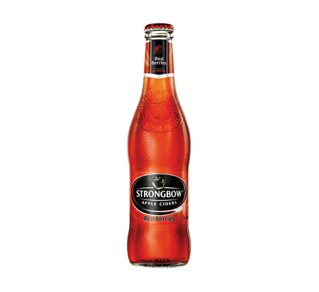 Strongbow Red Berries NRB 330ml