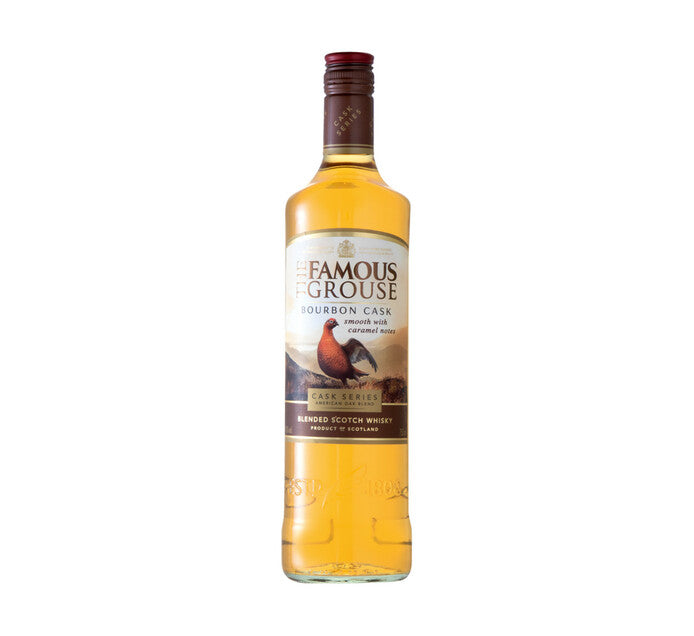 The Famous Grouse Bourbon Cask Blended Scotch Whisky