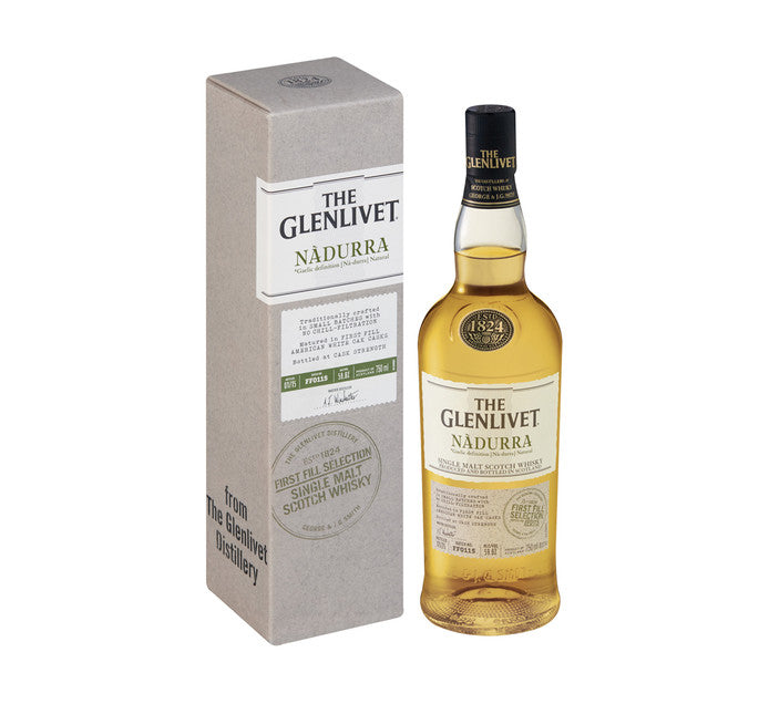 The Glenlivet Nadurra First Fill Speyside Malt Scotch Whisky
