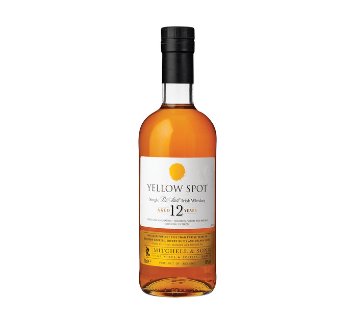 Yellow Spot 12YO Irish Whisky 750ml