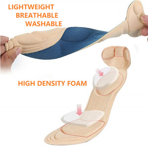 Heel Cloud Orthotic Insoles