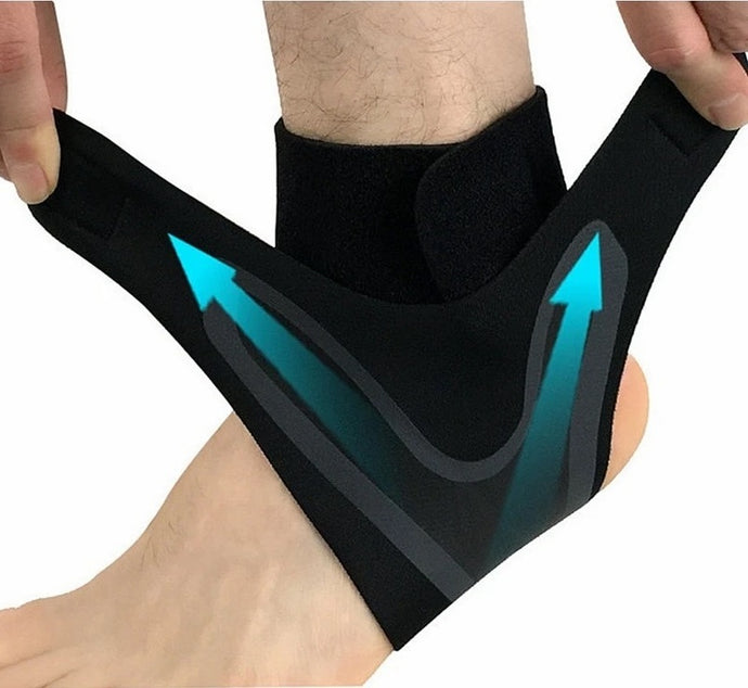 Ankle Hero™ The Fully Adustable Ankle Brace