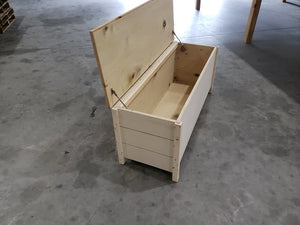Custom Made Hope Chest Or Toy Box