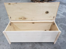 Load image into Gallery viewer, Custom Made Hope Chest Or Toy Box