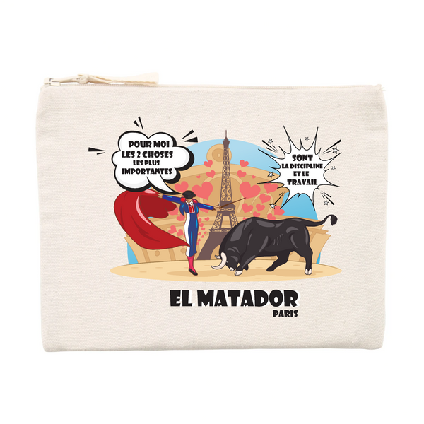 Copyfootics™ | Trousse de toilette football - El matador Paris