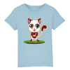 T-shirt enfant garçon bio - Come on Trent