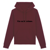 Copyfootics™ | Sweat-shirt foot - un café crème