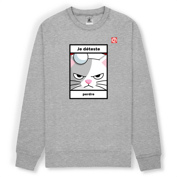 Copyfootics™ | SWEAT - Je déteste perdre